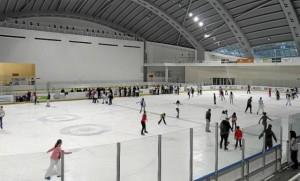 Palacio de hielo de Jaca