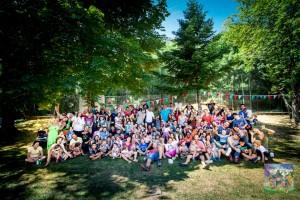 Familias en El Bosque Encantado
